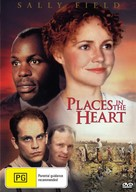 Places in the Heart - Australian DVD movie cover (xs thumbnail)