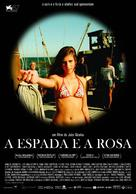 A Espada e a Rosa - Portuguese Movie Poster (xs thumbnail)