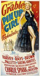 Pin Up Girl - Movie Poster (xs thumbnail)