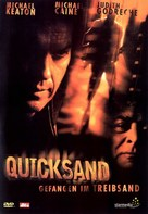 Quicksand - German DVD cover (xs thumbnail)