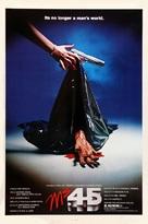 Ms. 45 - Movie Poster (xs thumbnail)