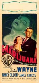 Big Jim McLain - Italian Movie Poster (xs thumbnail)
