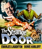 The Strange Door - Blu-Ray movie cover (xs thumbnail)