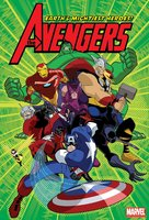 """The Avengers: Earth's Mightiest Heroes"" - Movie Poster (xs thumbnail)"