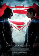 Batman v Superman: Dawn of Justice - Dutch Movie Poster (xs thumbnail)