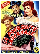 My Darling Clementine - Belgian Movie Poster (xs thumbnail)