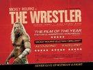 The Wrestler - British Movie Poster (xs thumbnail)