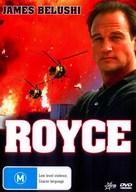 Royce - Australian DVD movie cover (xs thumbnail)