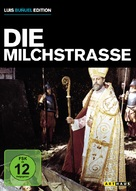 Voie lactée, La - German DVD cover (xs thumbnail)