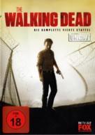 """The Walking Dead"" - German DVD cover (xs thumbnail)"