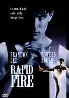 Rapid Fire - DVD cover (xs thumbnail)