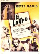 The Letter - French Movie Poster (xs thumbnail)