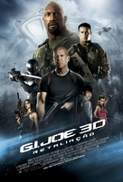 G.I. Joe: Retaliation - Brazilian Movie Poster (xs thumbnail)