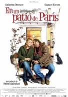 Dans la cour - Spanish Movie Poster (xs thumbnail)