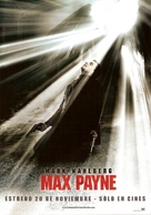 Max Payne - Argentinian Movie Poster (xs thumbnail)