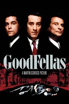 Goodfellas - DVD movie cover (xs thumbnail)
