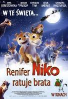Niko 2: Lentäjäveljekset - Polish Movie Poster (xs thumbnail)