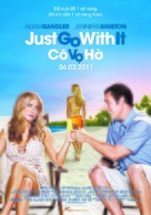 Just Go with It - Vietnamese Movie Poster (xs thumbnail)