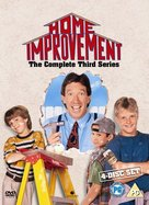 """Home Improvement"" - British DVD movie cover (xs thumbnail)"