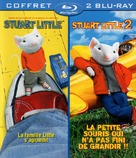 Stuart Little 2 - French Blu-Ray cover (xs thumbnail)