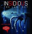 Insidious: The Last Key - Blu-Ray movie cover (xs thumbnail)