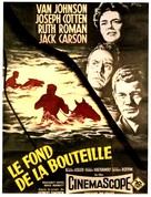 The Bottom of the Bottle - French Movie Poster (xs thumbnail)