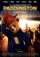 Paddington - German Movie Poster (xs thumbnail)