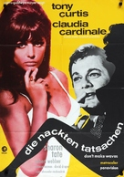 Don't Make Waves - German Movie Poster (xs thumbnail)