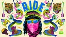 """""""Ride with Norman Reedus"""" - Movie Poster (xs thumbnail)"""