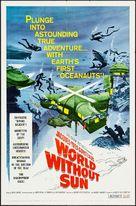 Le monde sans soleil - Movie Poster (xs thumbnail)