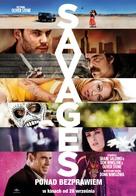 Savages - Polish Movie Poster (xs thumbnail)