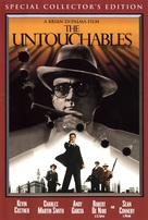 The Untouchables - DVD cover (xs thumbnail)