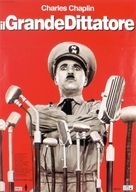 The Great Dictator - Italian Re-release movie poster (xs thumbnail)