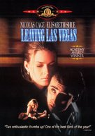 Leaving Las Vegas - DVD cover (xs thumbnail)