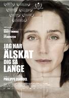 Il y a longtemps que je t'aime - Swedish Movie Poster (xs thumbnail)