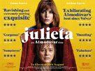 Julieta - British Movie Poster (xs thumbnail)