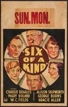 Six of a Kind - Movie Poster (xs thumbnail)