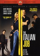The Italian Job - DVD movie cover (xs thumbnail)