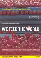 We Feed the World - Swiss Movie Poster (xs thumbnail)
