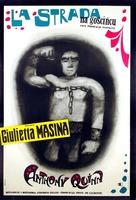 La strada - Polish Movie Poster (xs thumbnail)