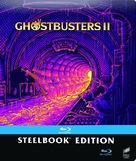 Ghostbusters II - Italian Movie Cover (xs thumbnail)