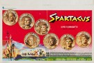 Spartacus - Belgian Movie Poster (xs thumbnail)