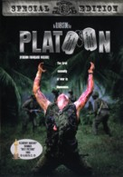 Platoon - Canadian DVD cover (xs thumbnail)