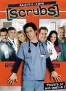 """Scrubs"" - French DVD movie cover (xs thumbnail)"