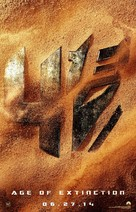 Transformers: Age of Extinction - Teaser movie poster (xs thumbnail)