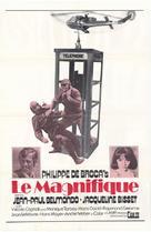 Le magnifique - Movie Poster (xs thumbnail)