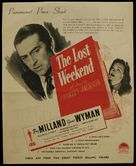 The Lost Weekend - Australian poster (xs thumbnail)