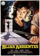 Chained Heat - Spanish Movie Poster (xs thumbnail)