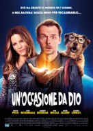 Absolutely Anything - Italian Movie Poster (xs thumbnail)