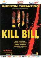 Kill Bill: Vol. 1 - Polish Movie Poster (xs thumbnail)